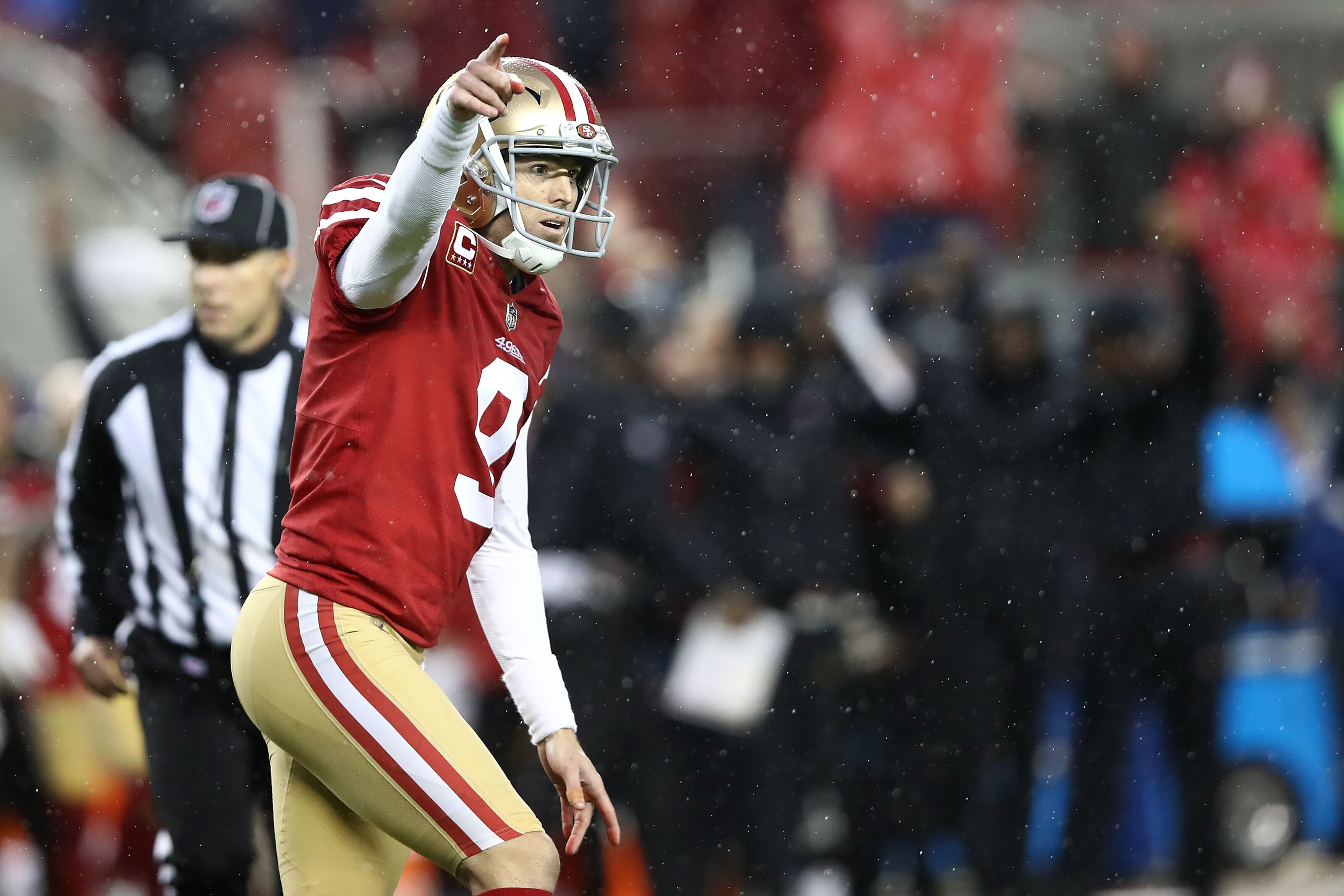 Robbie Gould wants out, are the Chicago Bears in?
