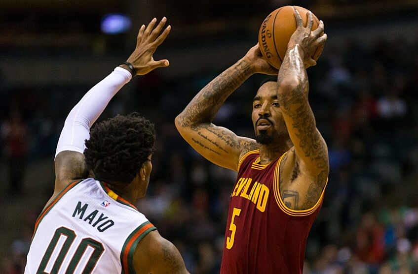 Pre-Season Game 3  Milwaukee Bucks Hit The Road To Face Cavaliers 8c4a441f7