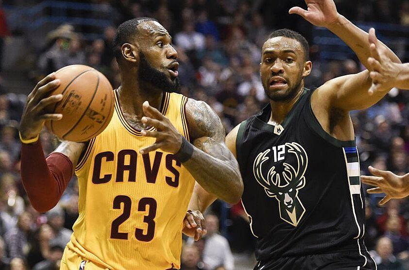 Milwaukee Bucks Daily: Cavs Best Bucks in Overtime Thriller Jabari Parker Lebron James