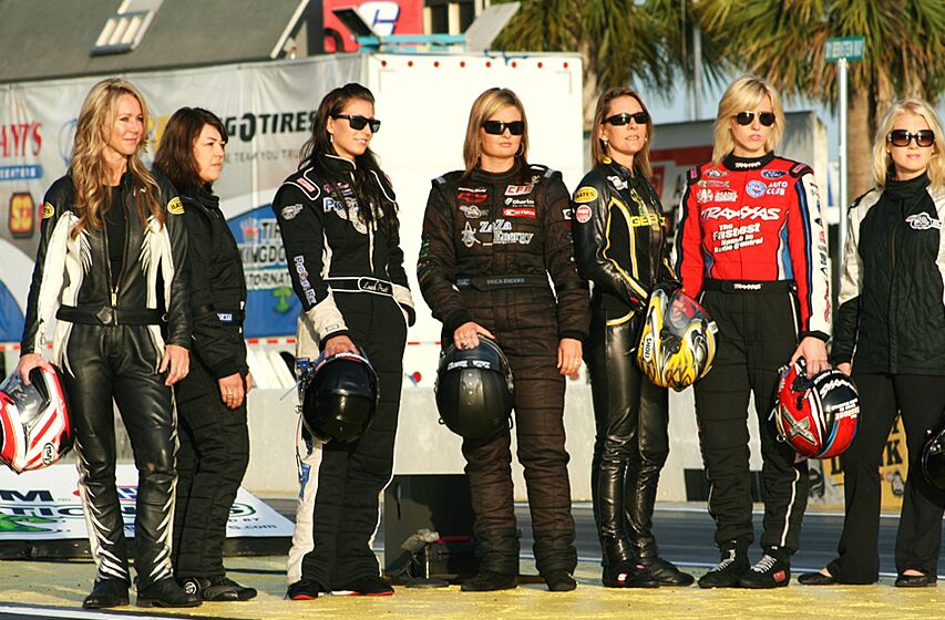 female top fuel drivers australia