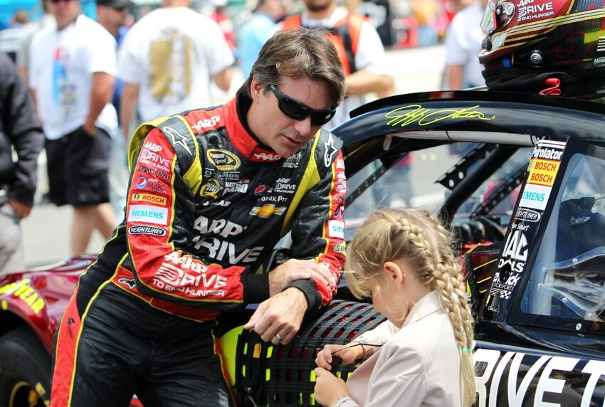 NASCAR Drivers Tweet Their Fathers on Father's Day