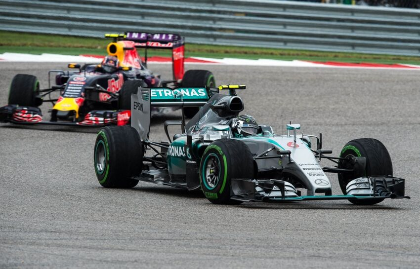 2016 Japanese Grand Prix Results: Rosberg Nabs First Japan Win