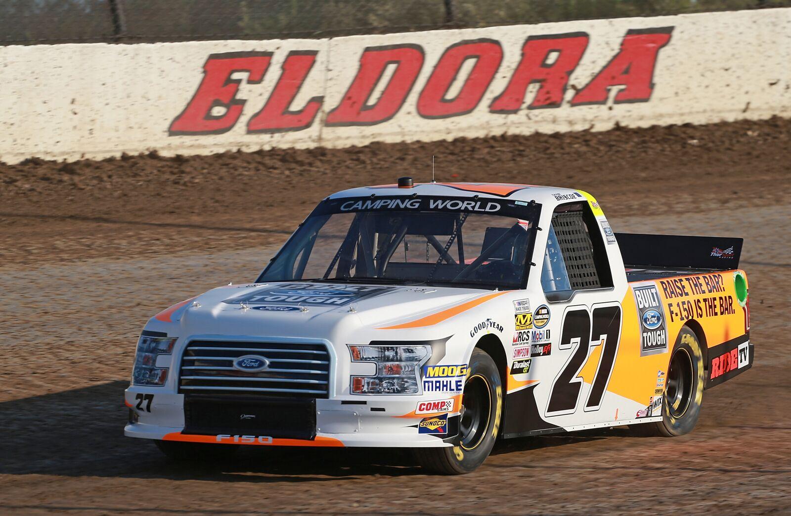 Nascar Truck Series Chase Briscoe Wins 2018 Eldora Dirt Derby