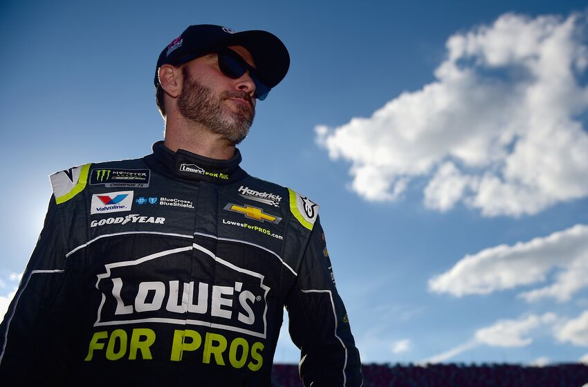 ab28677130b02 NASCAR Cup Series  Ally Bank to sponsor Jimmie Johnson full-time in 2019