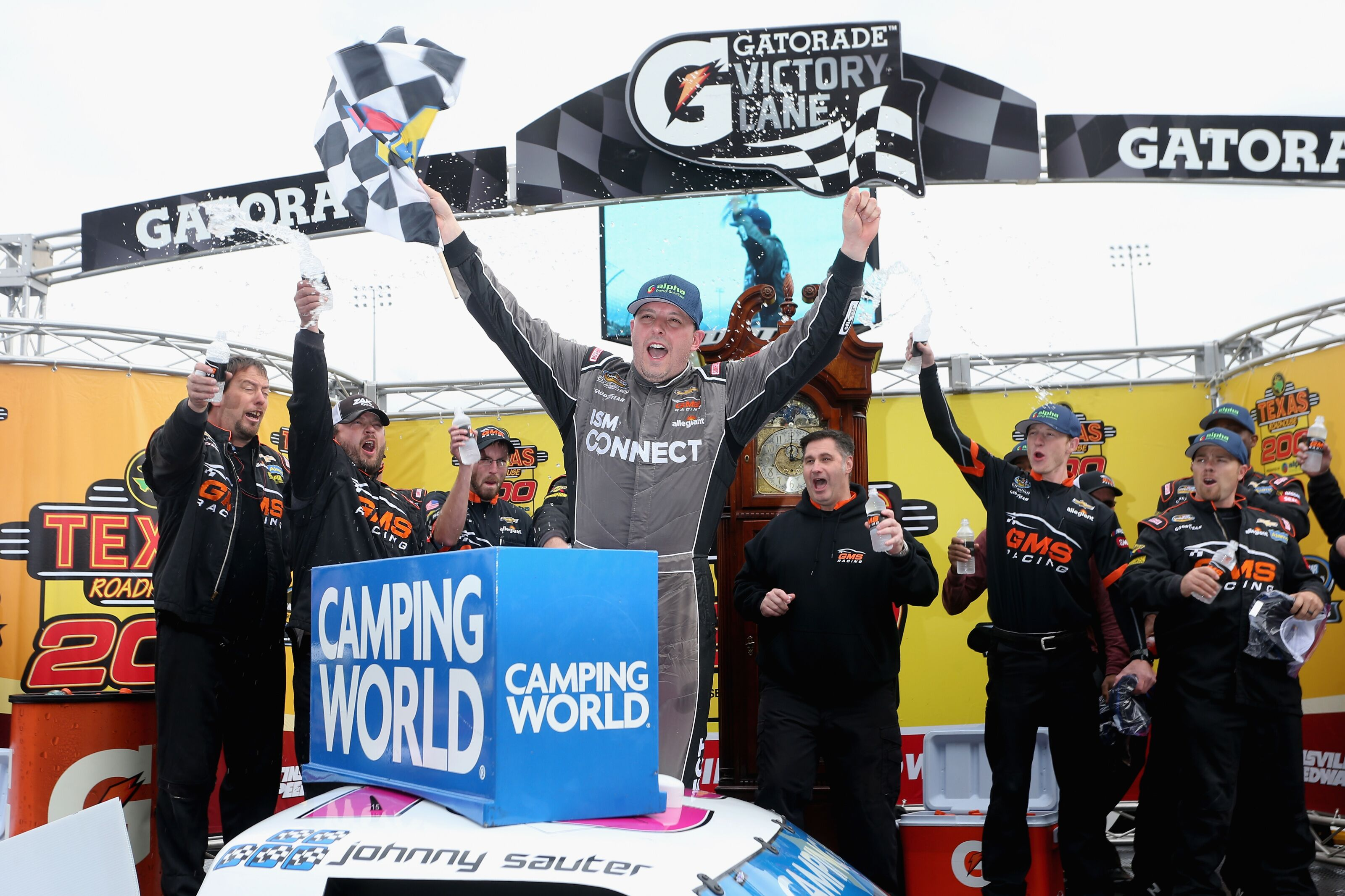 Nascar Truck Series Playoff Picture After 2018 Texas