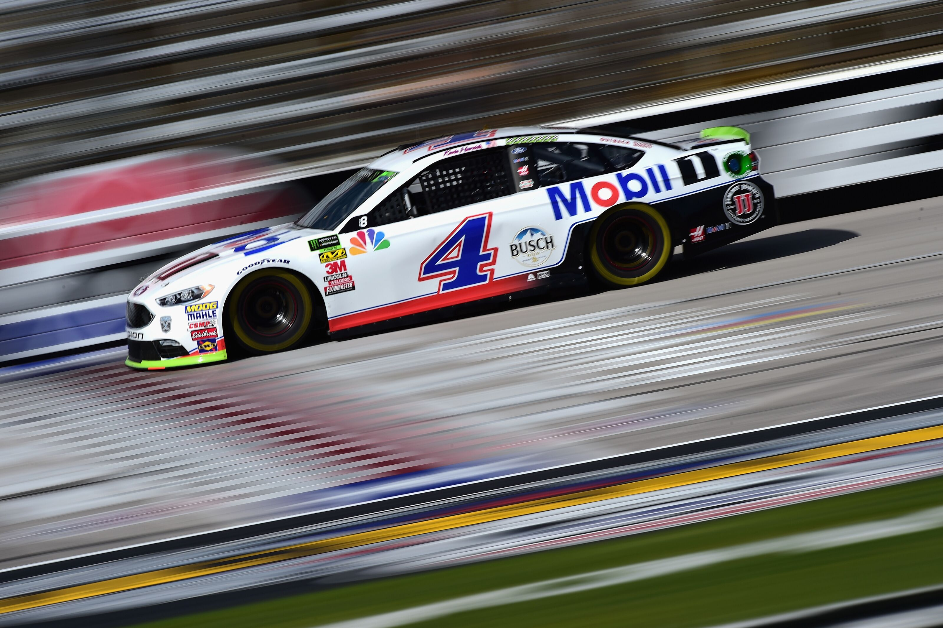 Nascar Cup Series Kevin Harvick Penalized After 2018 Aaa Texas