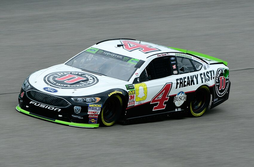 NASCAR Cup Series Will Kevin Harvick Return To Stewart Haas Racing