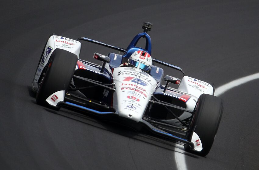 IndyCar: Third Rahal Letterman Lanigan Car For 2020 Now
