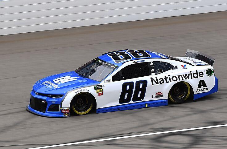 NASCAR: Nationwide to end Hendrick Motorsports sponsorship