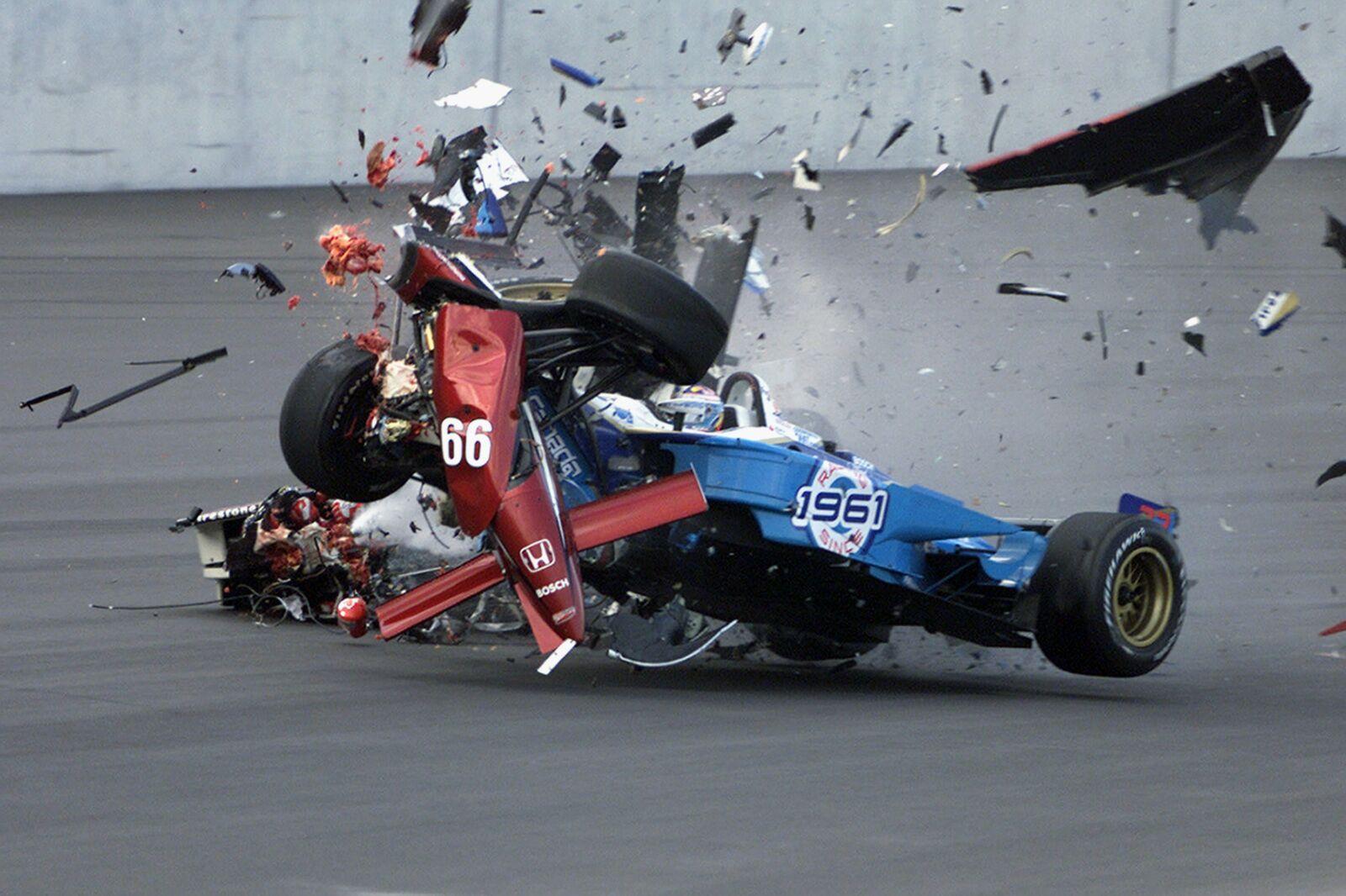 Indycar 17 Years Later Alex Zanardi S Devastating Crash