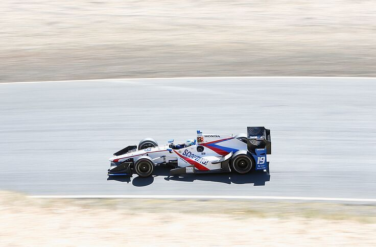 IndyCar: RC Enerson to drive for Carlin at Mid-Ohio