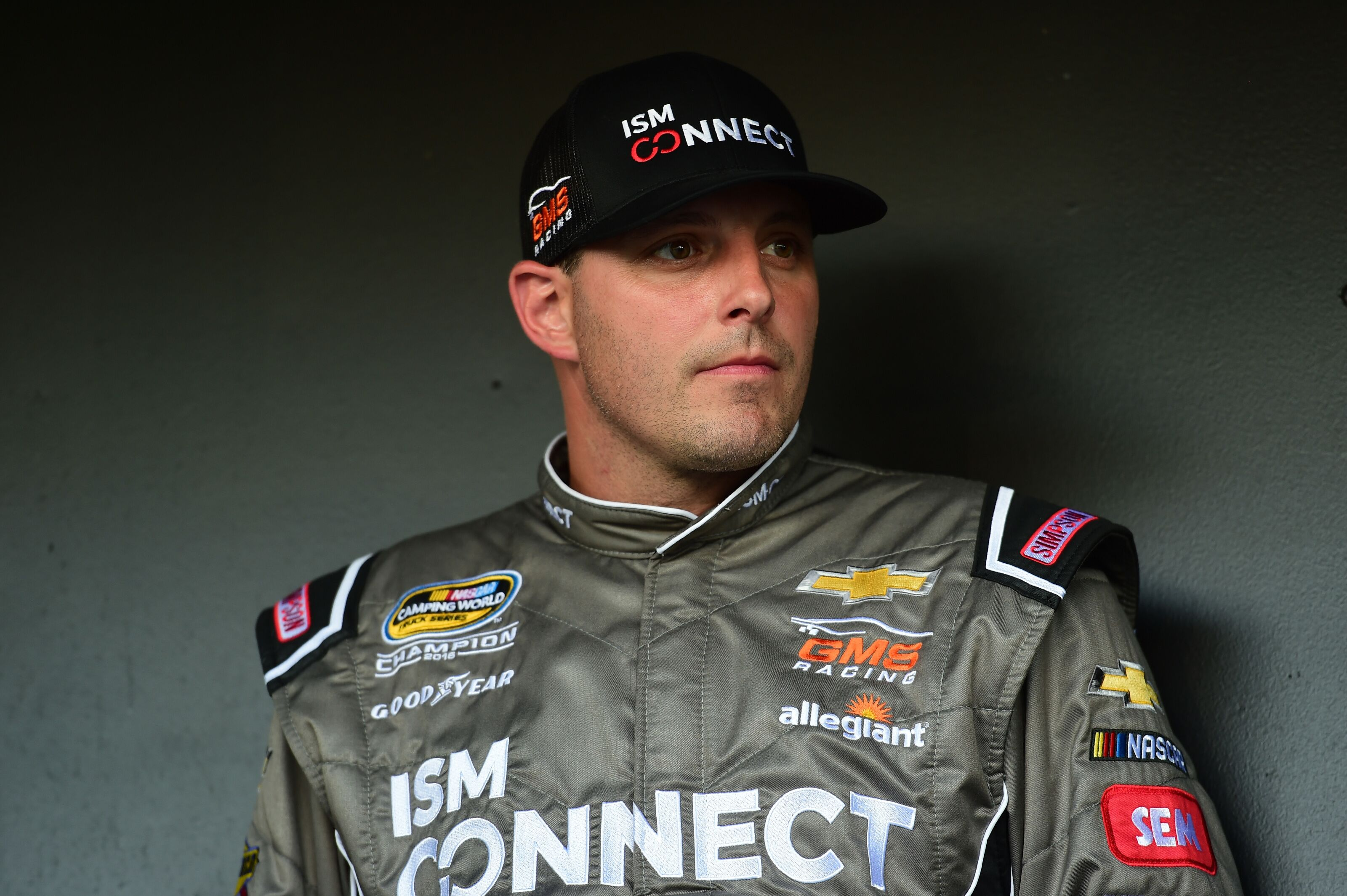 Nascar Truck Series Johnny Sauter Out At Gms Racing For 2019