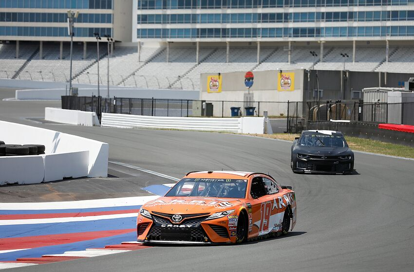 nascar cup series length of charlotte roval race confirmed