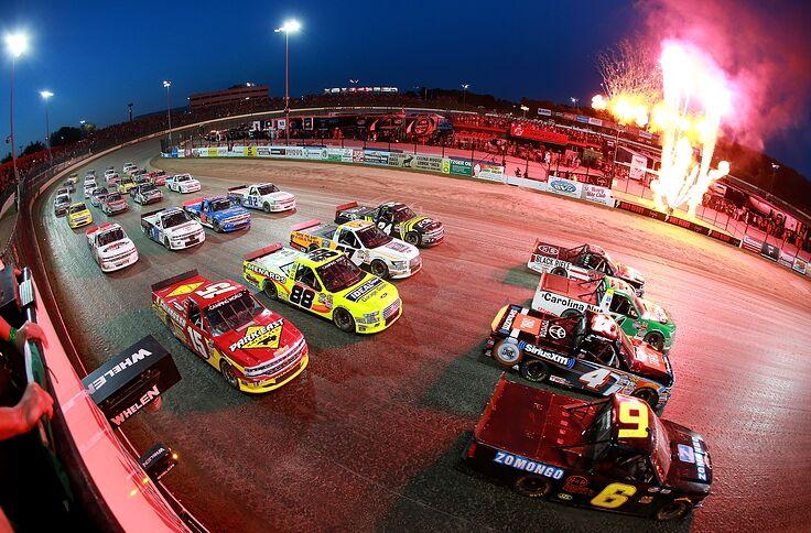 NASCAR Truck Series: Eldora Dirt Derby becoming a crown