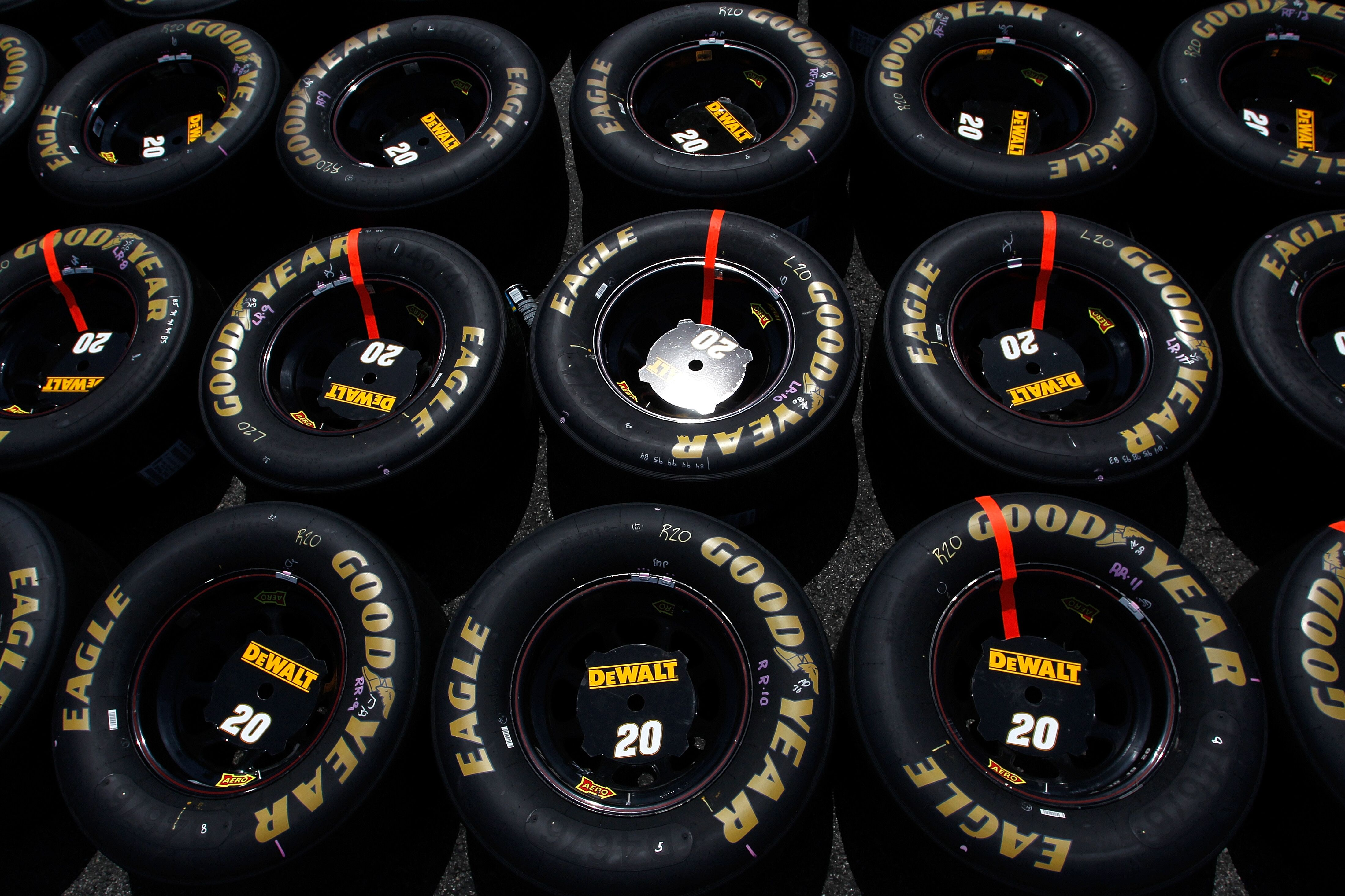 Will Goodyear Tires Return To Nascar In 2018