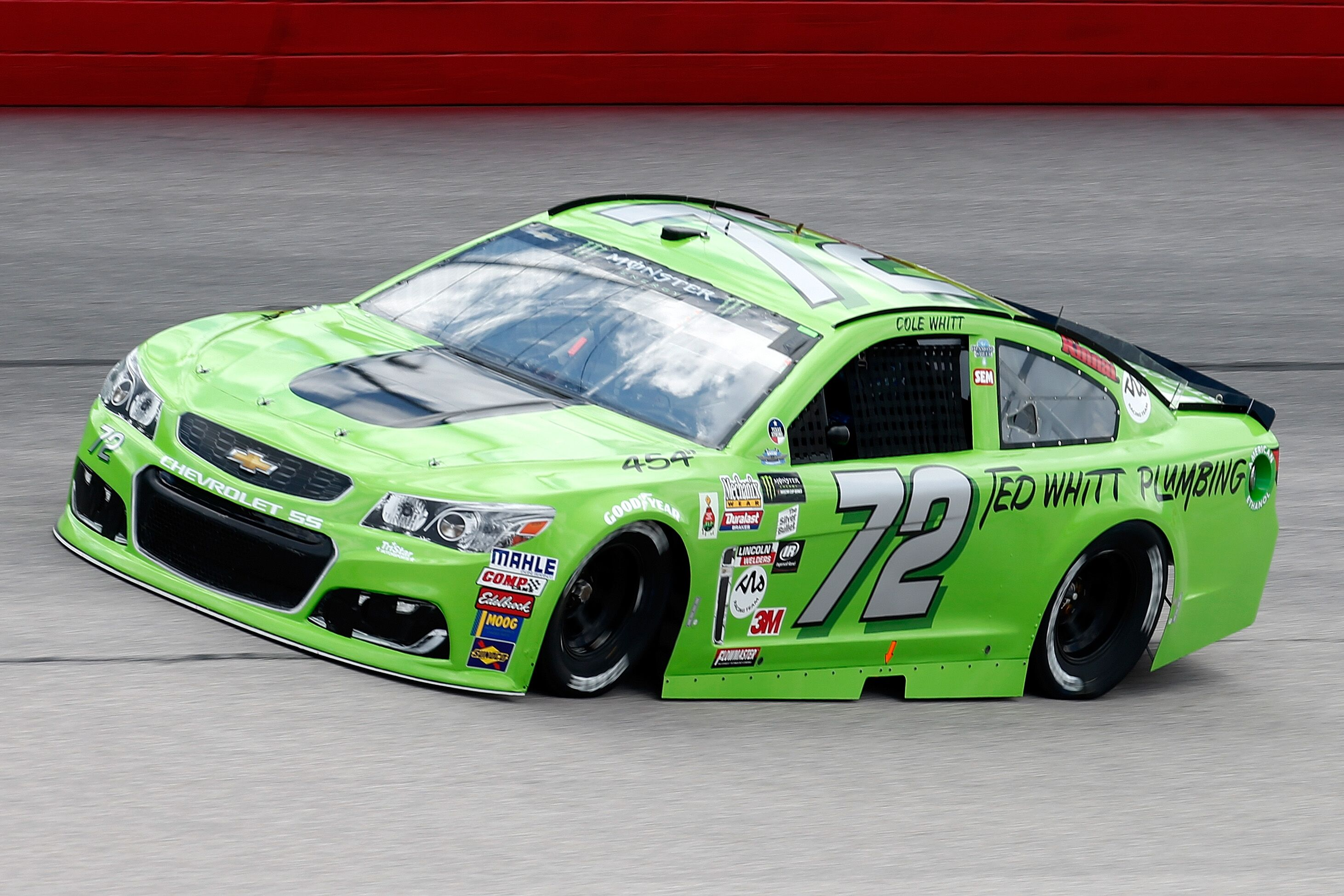 Nascar Cole Whitt To Drive Part Time For Tristar