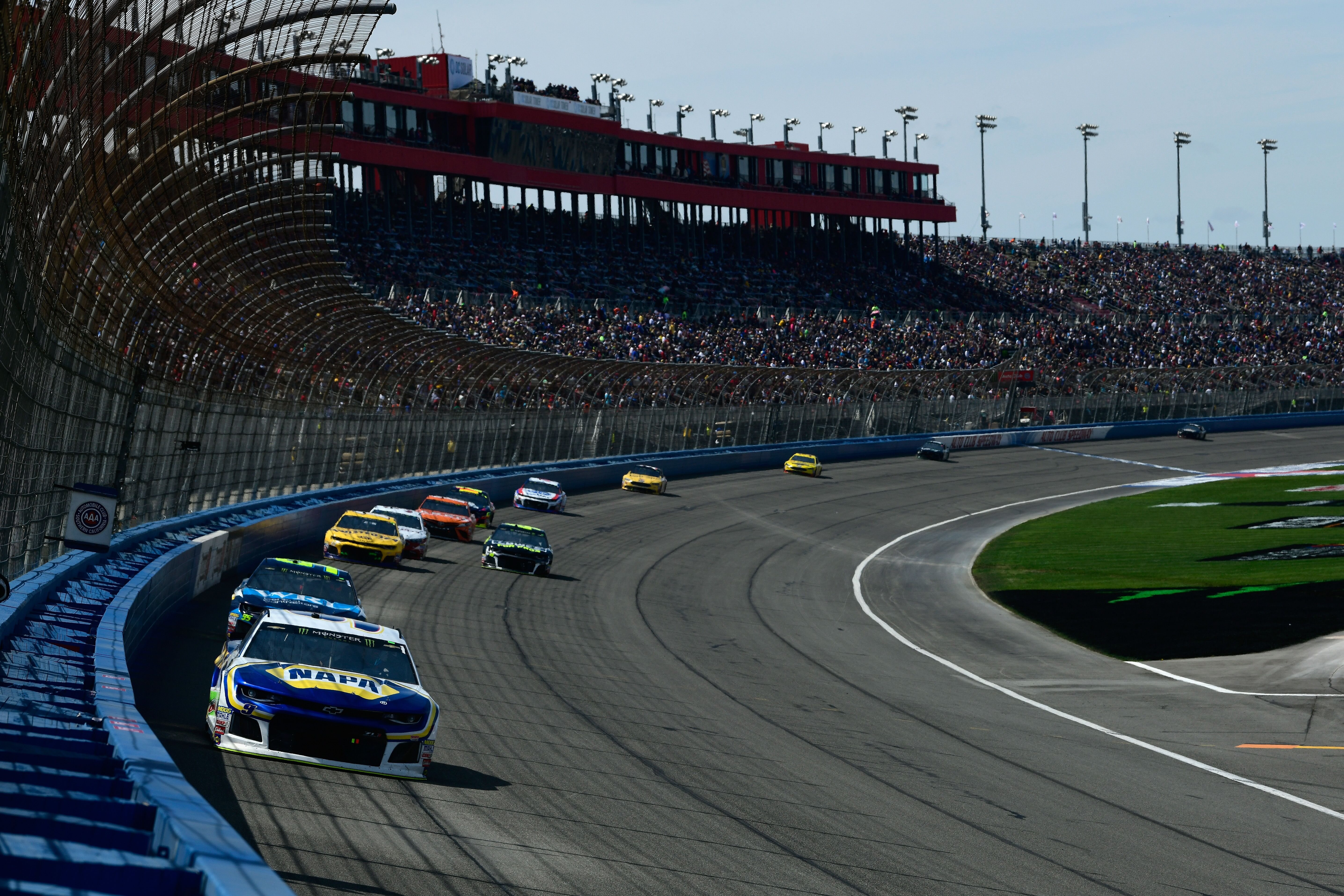 Nascar Winners And Losers From The 2018 Auto Club 400