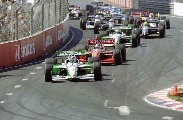 CART: A season review of the 1998 FedEx Championship Series