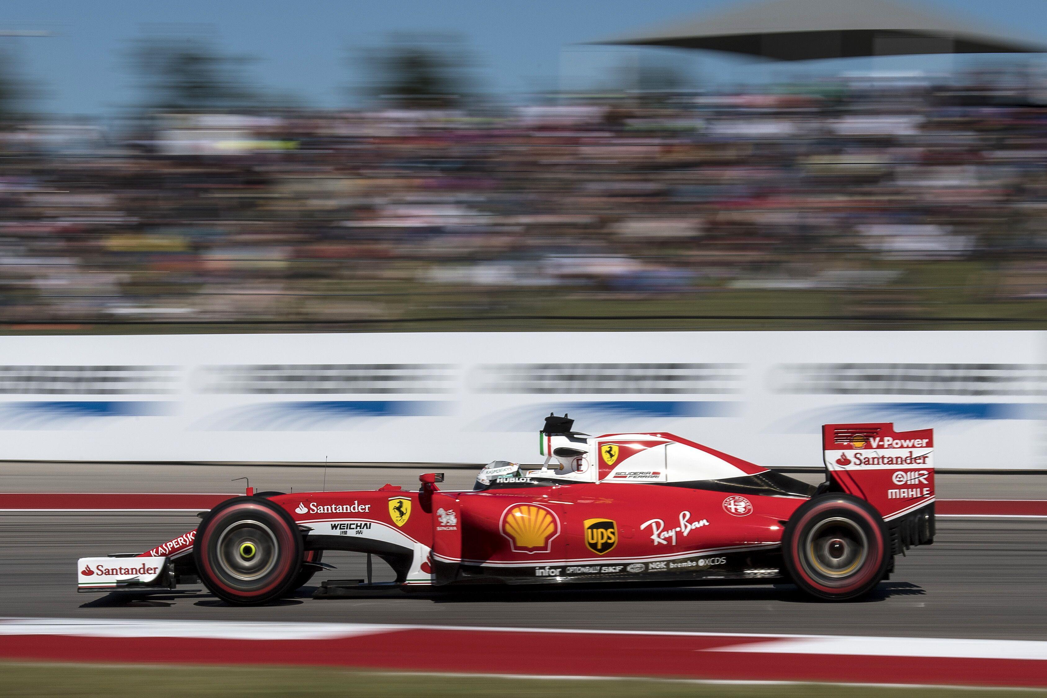 2017 Bahrain Grand Prix Results - Vettel Conquers Mercedes