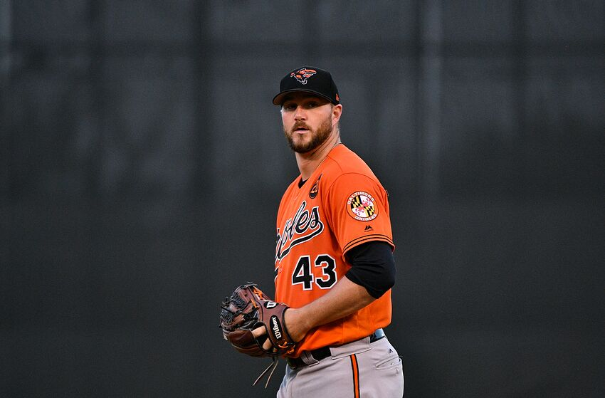 3728bbc5d Baltimore Orioles  Taking Stock Of Who Is Left In Camp