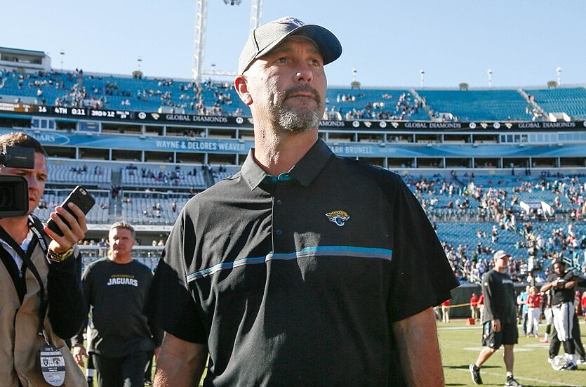 Why is Gus Bradley still employed?