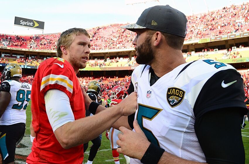 Jacksonville Jaguars lose to Kansas City Chiefs backup squad  Quick Notes 46b94309b