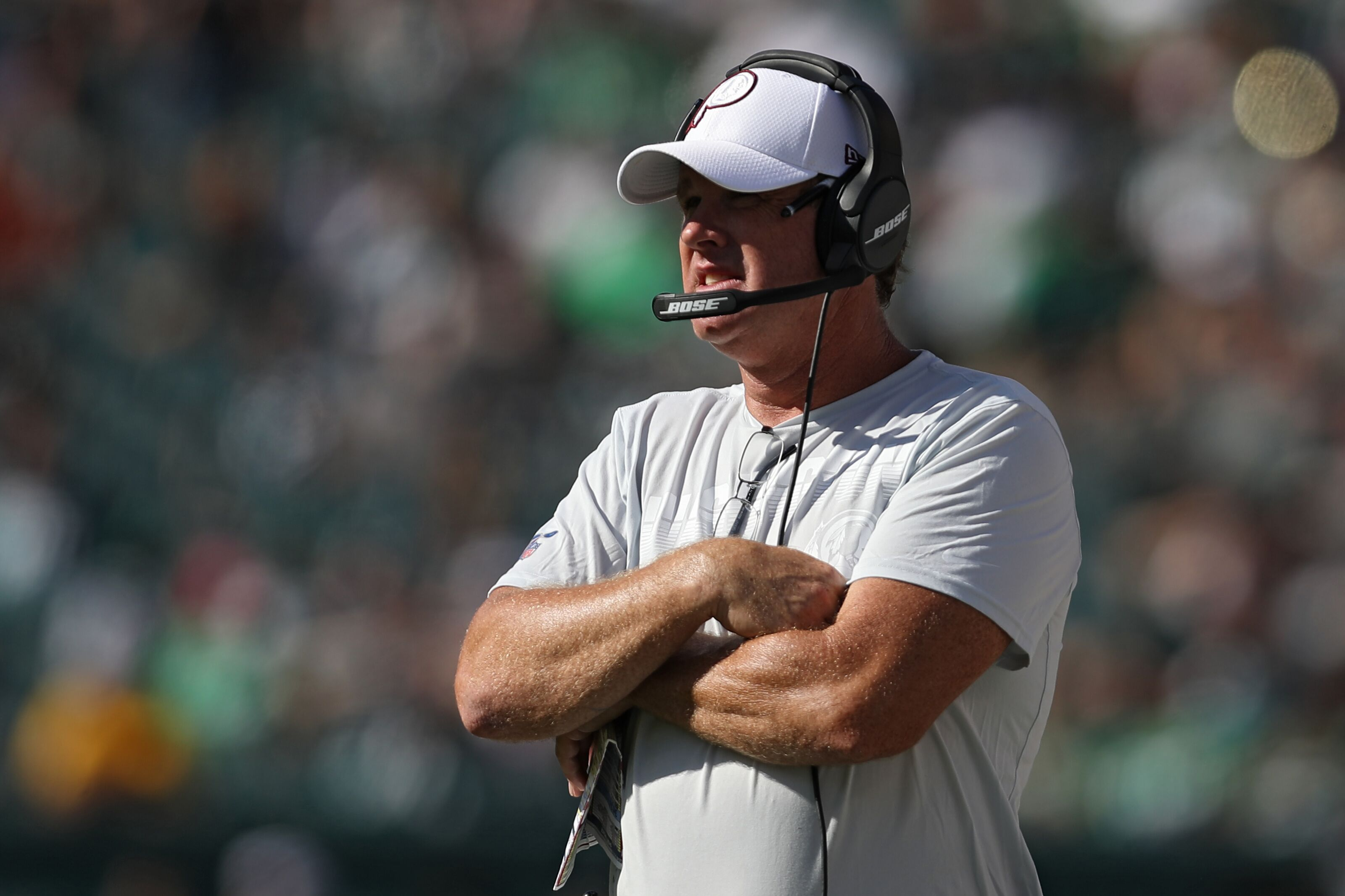 Jaguars to interview Jay Gruden for vacant O.C. position