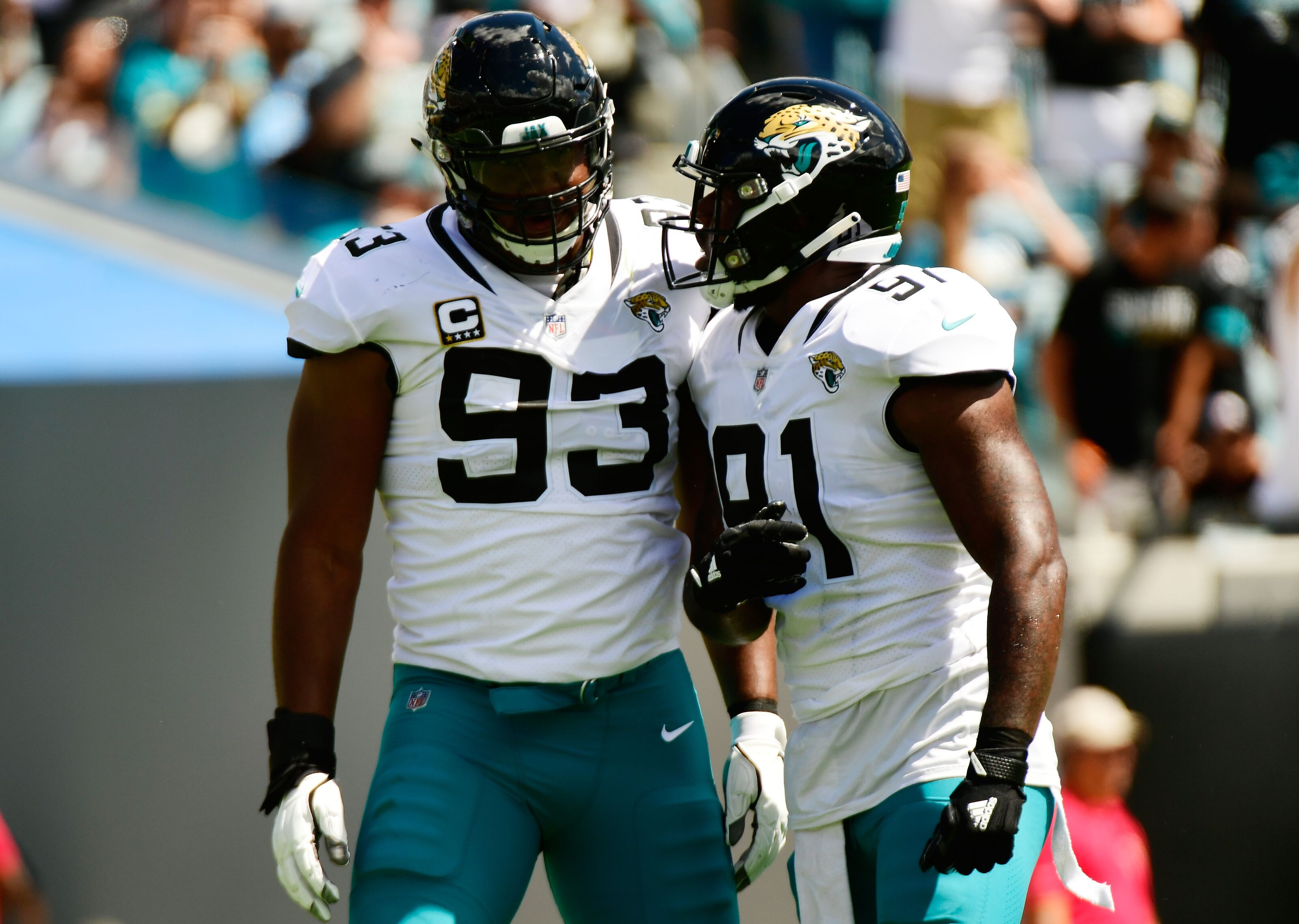 Jaguars Calais Campbell selected to Pro Bowl for a fourth time