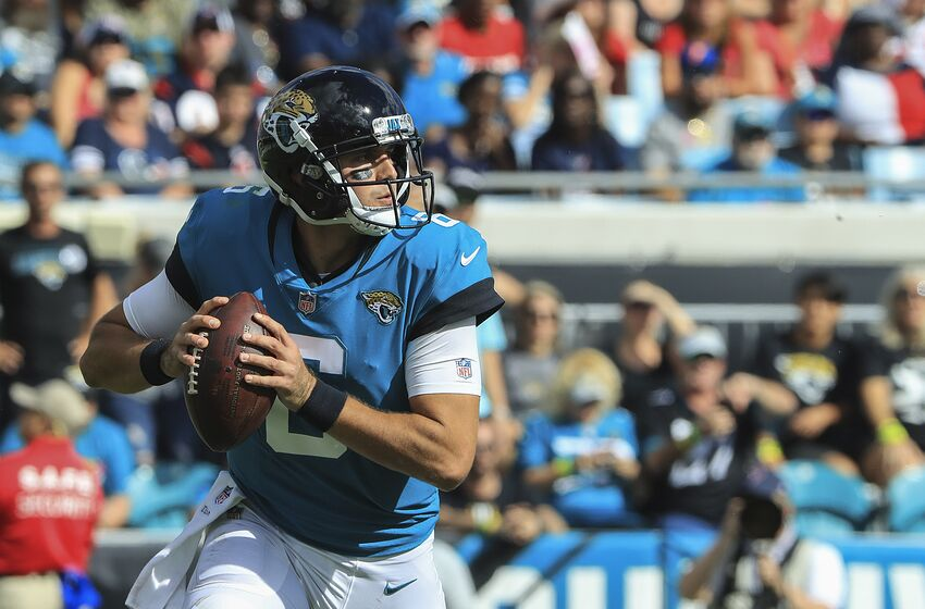 c3b151a473e Cody Kessler takes the reins of the Jaguars offense