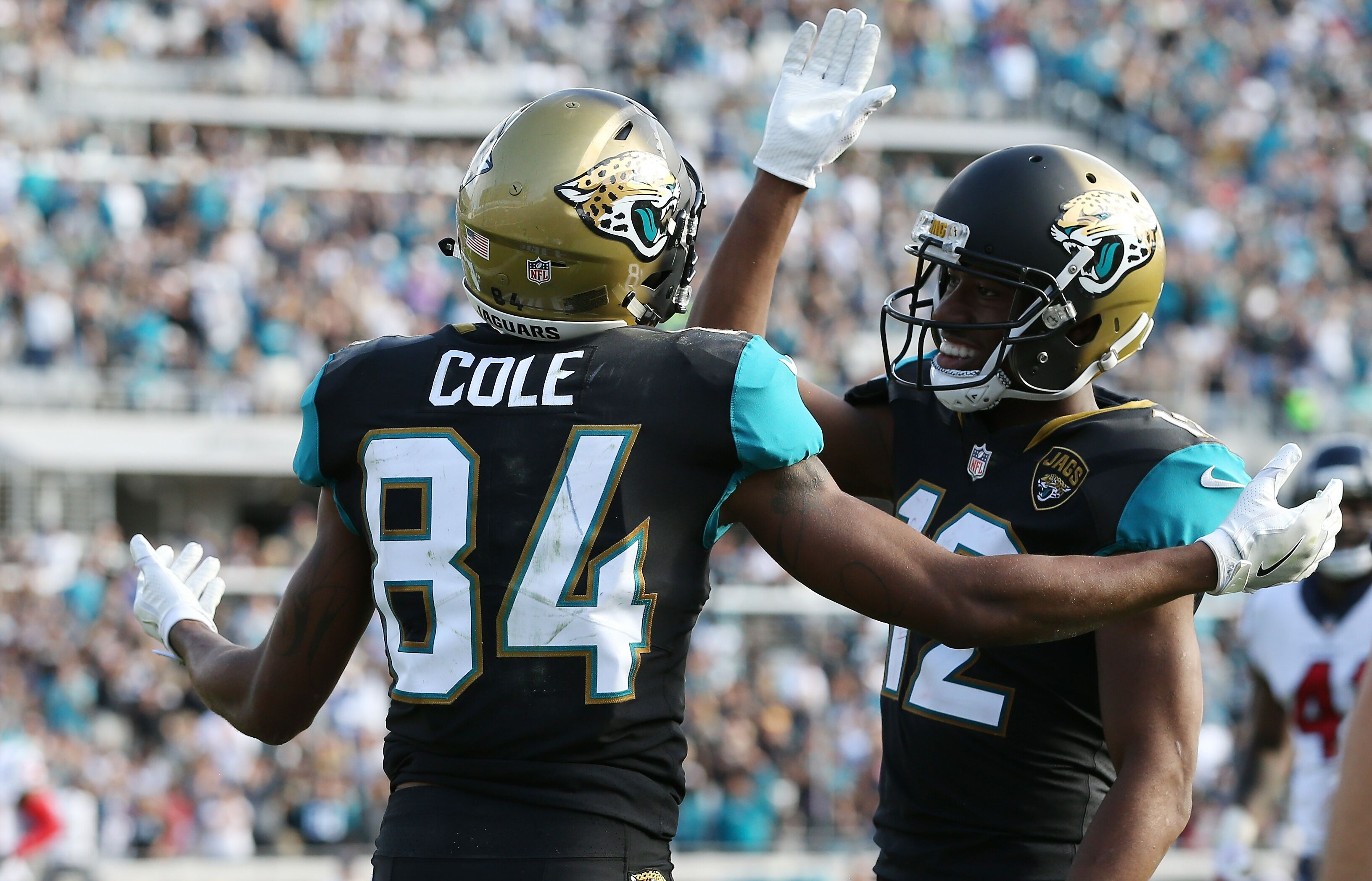 The Jacksonville Jaguars Wide Receivers May Be Better Than You Think