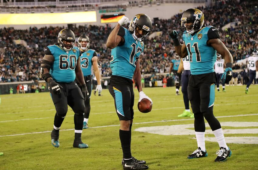 ec989337569 Jacksonville Jaguars will reportedly unveil new uniforms for 2018 ...