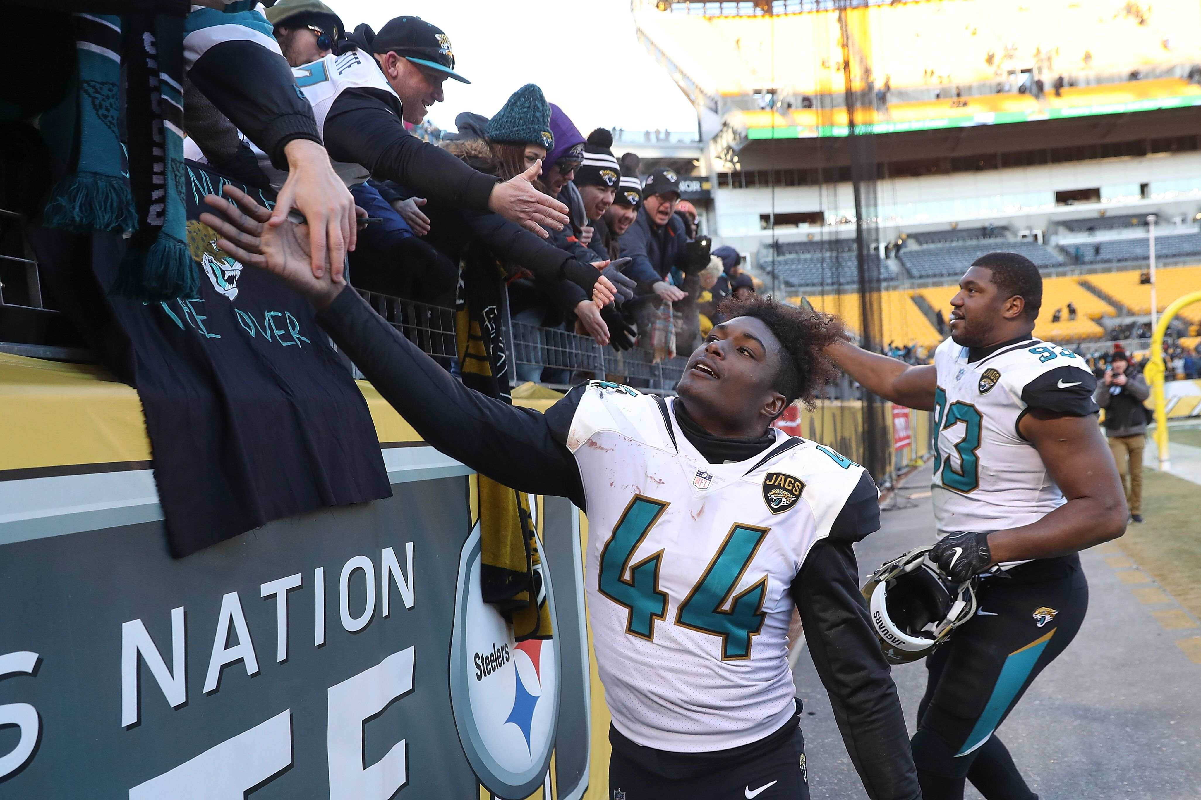 Jaguars game against Steelers still means something to Jacksonville