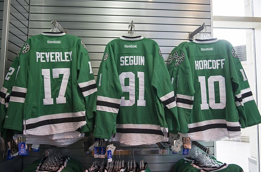 Dallas Stars News  Adidas Partnership May Mean New Jerseys bd04889a3