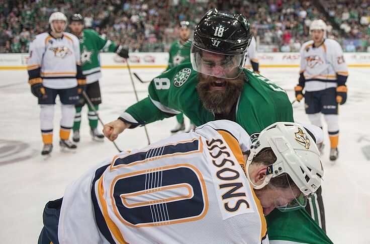 free shipping 6019f 609dd Dallas Stars Morning Links: Eaves Excited For Season Ahead