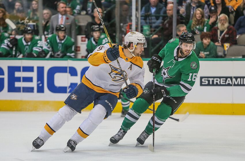 6ac2b60ac Dallas Stars Will Take On Nashville Predators In 2020 Winter Classic