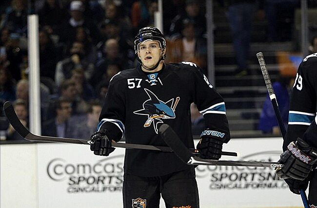 San Jose Sharks Continue Streaking After Tommy Wingels Trade 34bf47c09
