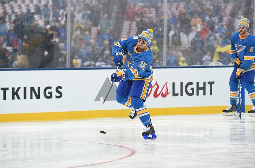 a6afe4a79ed St. Louis Blues The Importance Of Robby Fabbri To The Blues Lineup
