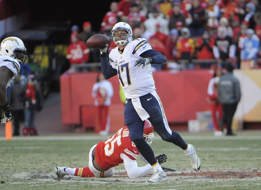 Atlanta Falcons Trade First Round Pick For Qb Philip Rivers