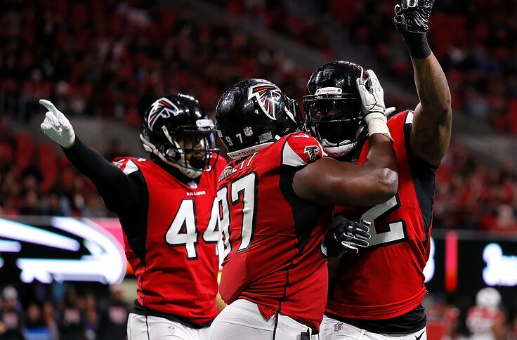 Atlanta Falcons defensive line needs to feast against the