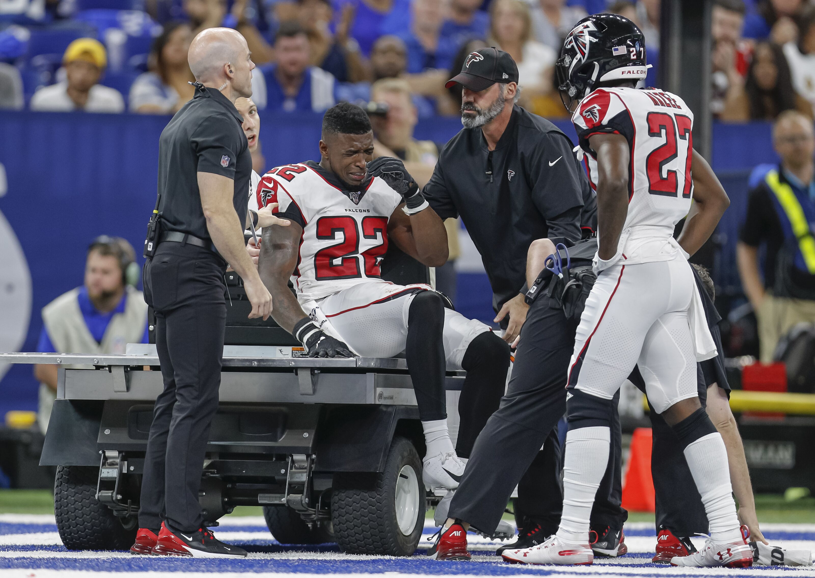 Atlanta Falcons have to nail their Keanu Neal replacement