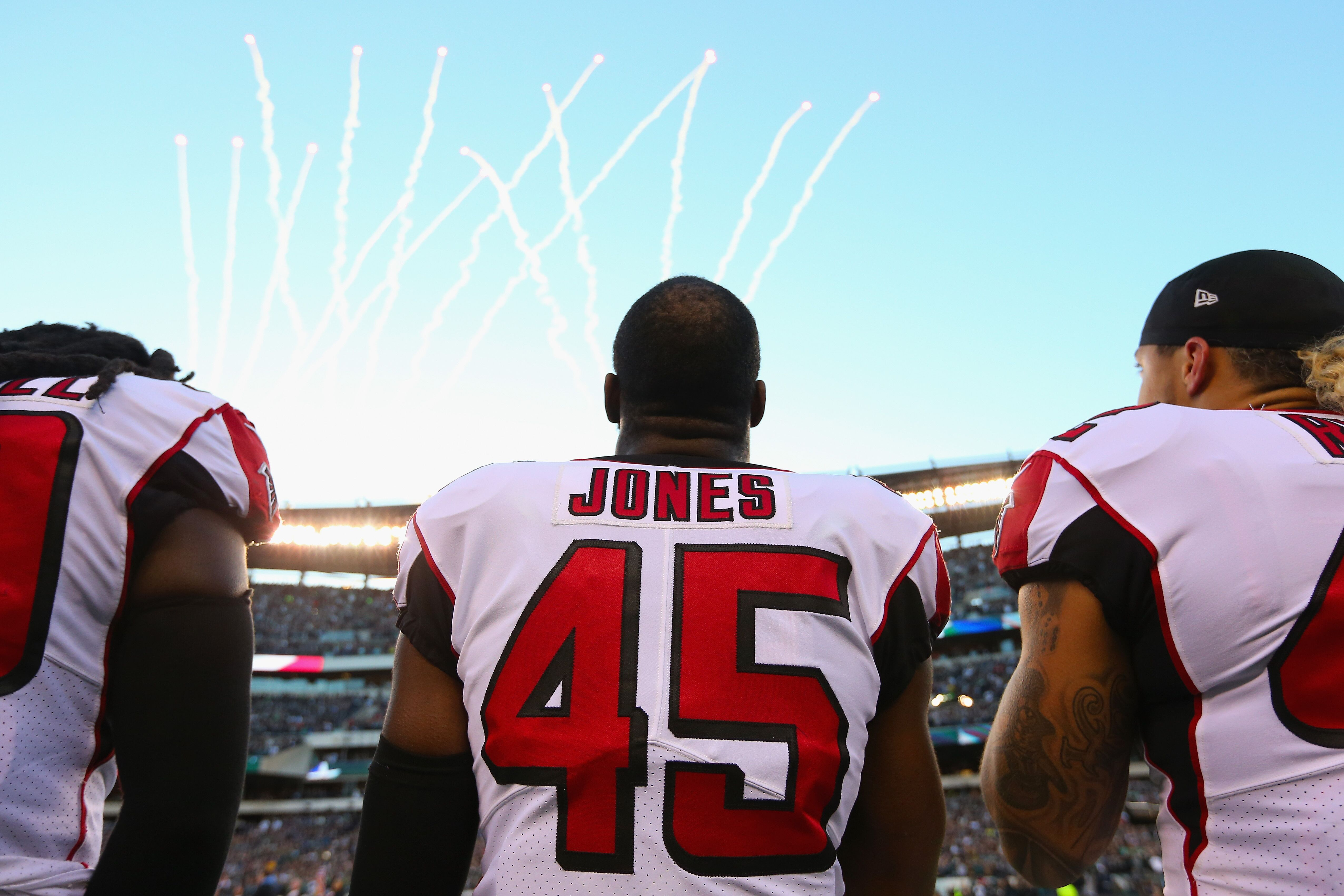 Atlanta Falcons will hand out a few extensions this week