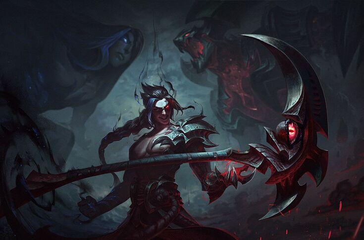 League of Legends Streamer Sunday profile: Karasmai