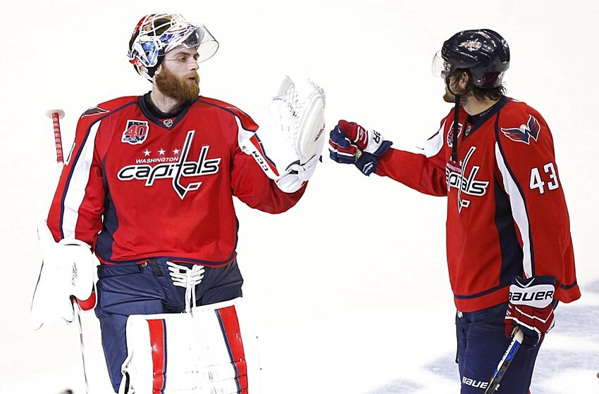 4b6bf5e9745 New York Rangers Daily Dose  Holtby Re-Signs with Caps