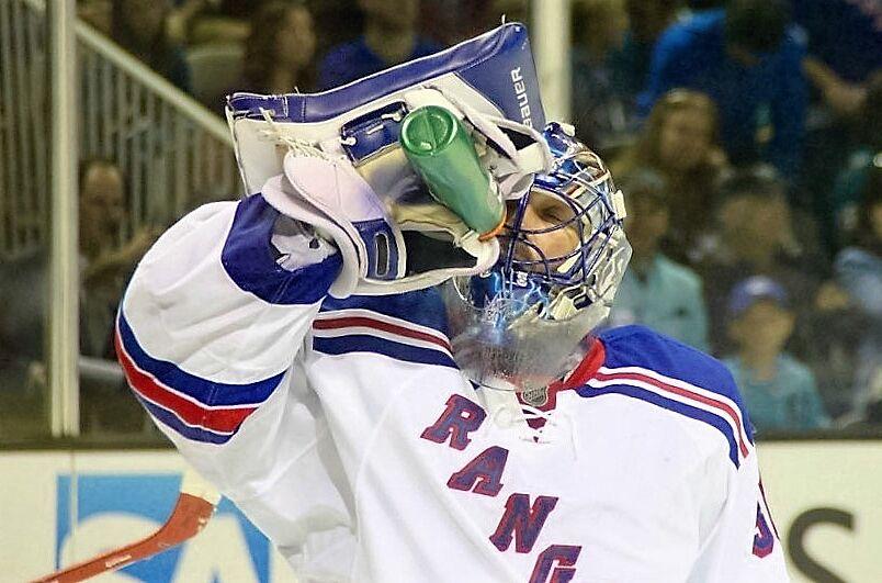Henrik Lundqvist Named New York Rangers Mvp
