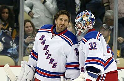 Even In Current Slump New York Rangers Lundqvist Still Elite