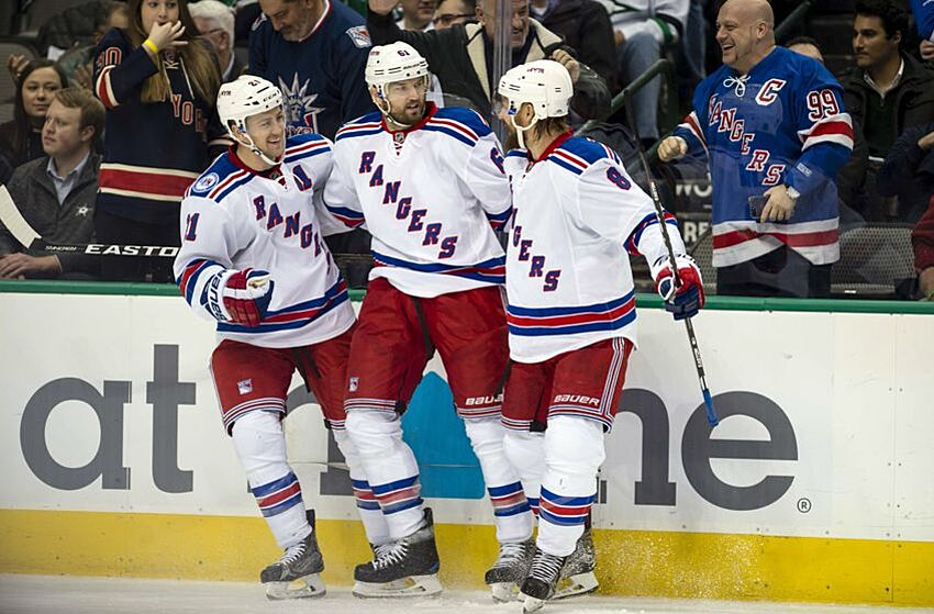 85ead56a8ee New York Rangers  Moves the Blue Line Station staff wish NYR could redo   Part 1