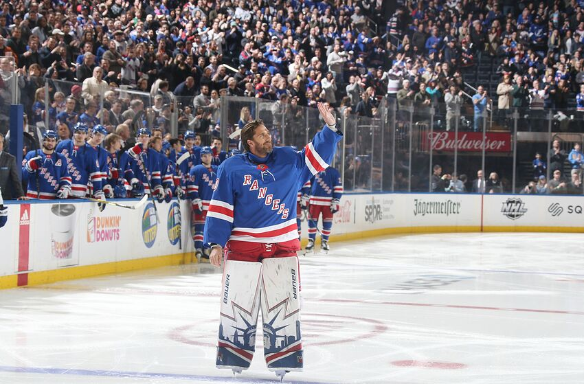 New York Rangers  Why the Lundqvist contract still looks good today 0e5bf90d3