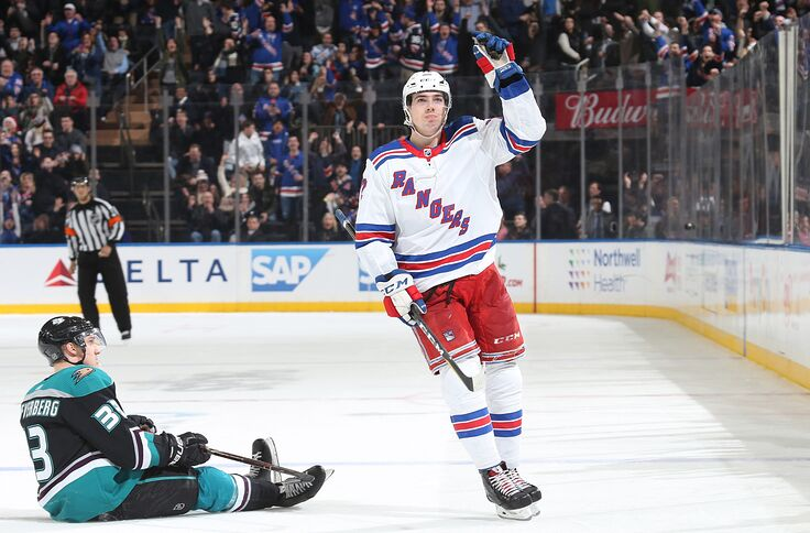 huge selection of 4e3d1 1dc3d New York Rangers: What to expect from Filip Chytil