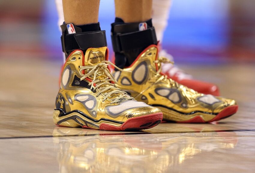 stephen currys shoe durant on when he first met curry