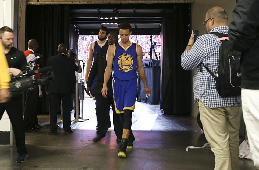 6a378203b2b73 Stephen Curry Clears Up Concerns Over Injury